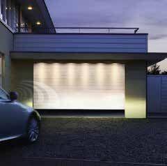 Integrated LED Lighting