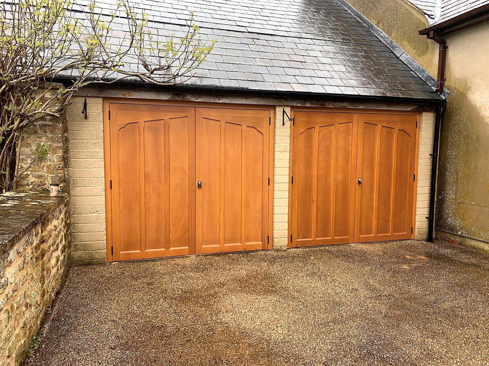 Side Hinged Garage Doors Elite Gd