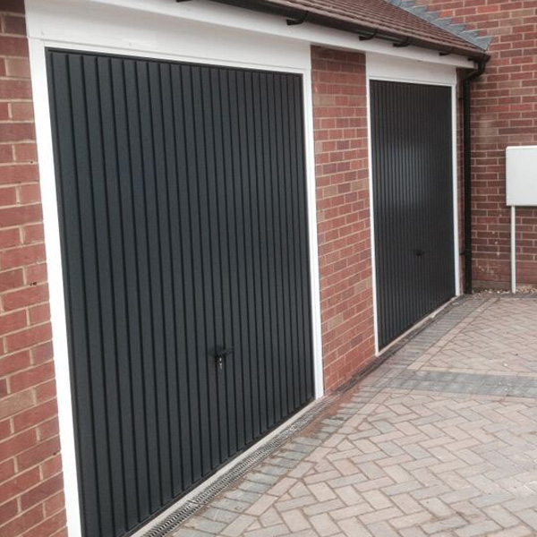 Cardale Novoferm Steel Canopy Up Amp Over Garage Doors In