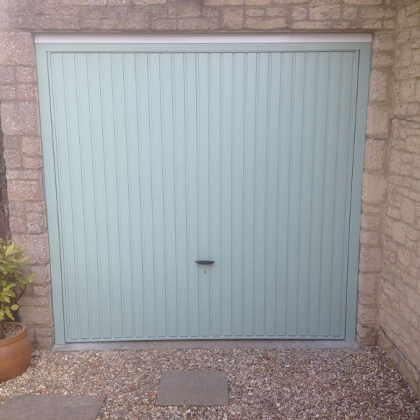 Cardale Steel Retractable Up Amp Over Garage Door In