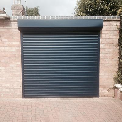 Thermaglide 77 Roller Garage Door External Fit Elite Gd