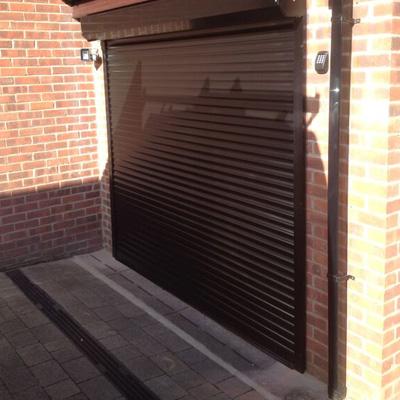 Thermaglide 55 Roller Garage Door External Fit Elite Gd