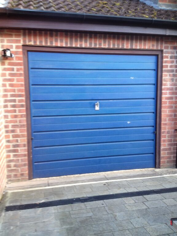 Thermaglide 55 Roller Garage Door External Fit Elite Gd