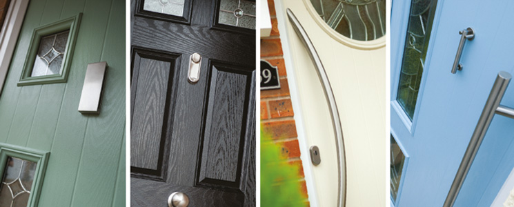 Composite Front Doors Banbury, Oxfordshire - Elite GD