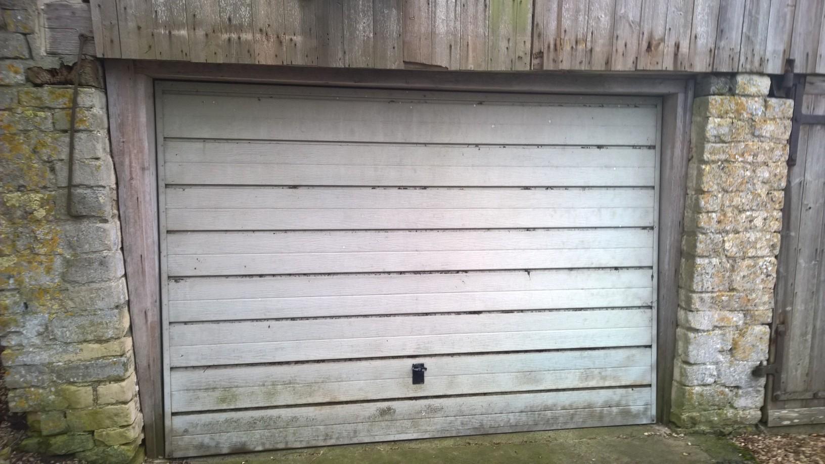 cardale novoferm steel georgian garage door in dusty grey. Black Bedroom Furniture Sets. Home Design Ideas