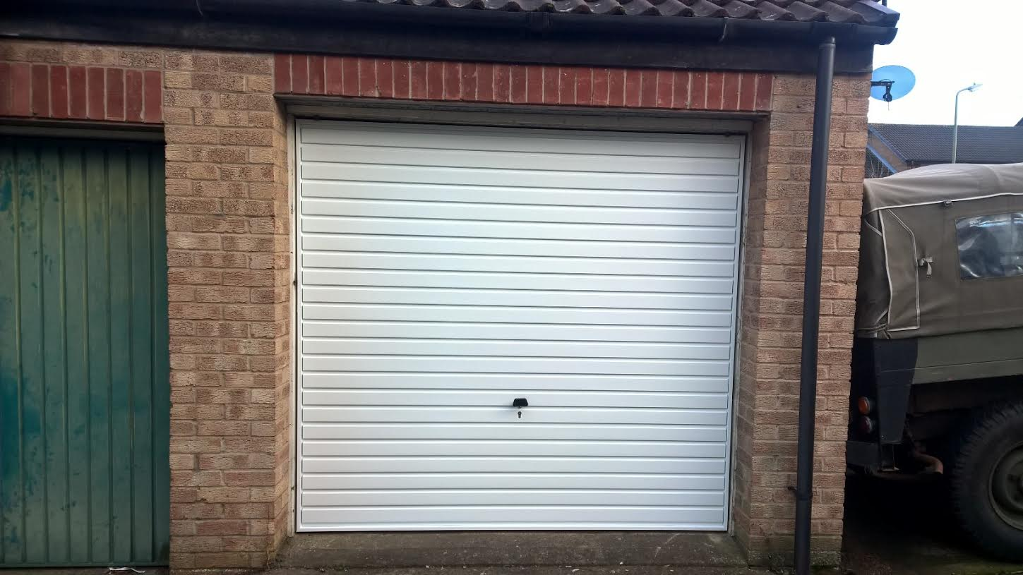 Garage Door Fitted From Only 163 475