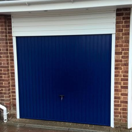 Cardale Novoferm Steel Canopy Gemini In Oxford Blue Elite Gd