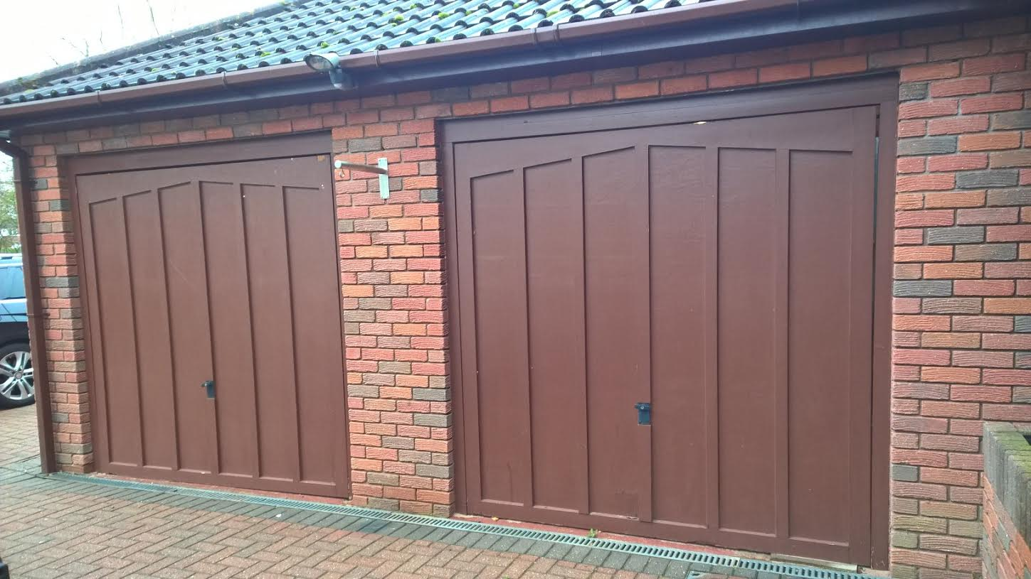 Up Amp Over Garage Door Installation Milton Keynes Elite Gd