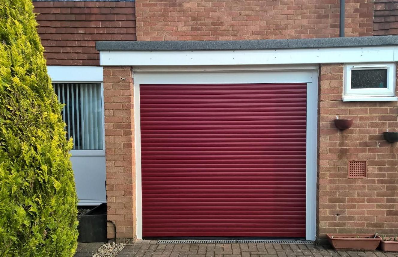 garage door wendover