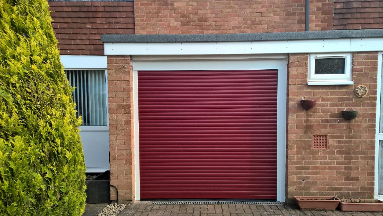 Thermaglide 55 roller garage door in wendover buckinghamshire thermaglide 55 roller garage door in wendover buckinghamshire rubansaba
