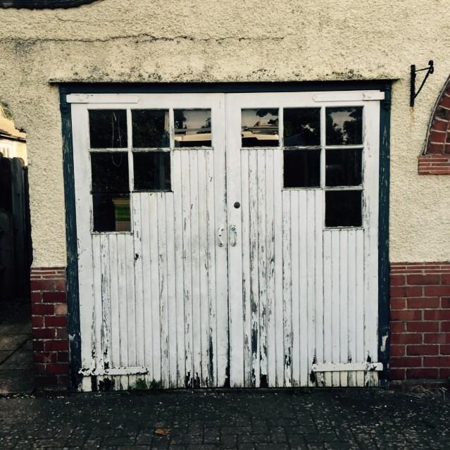 Abs Side Hinged Garage Door In Banbury Elite Gd