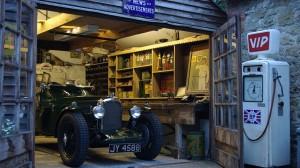 lag-garage