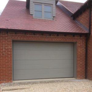 garage door ral 7030