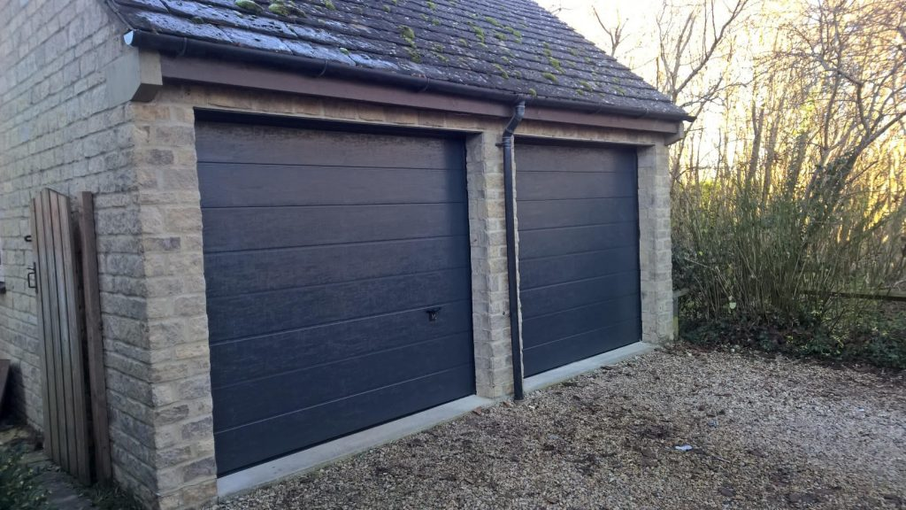 iso20 sectional garage doors