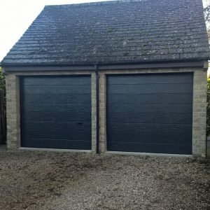 iso20 sectional garage door