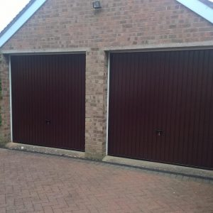 gemini cherry garage doors
