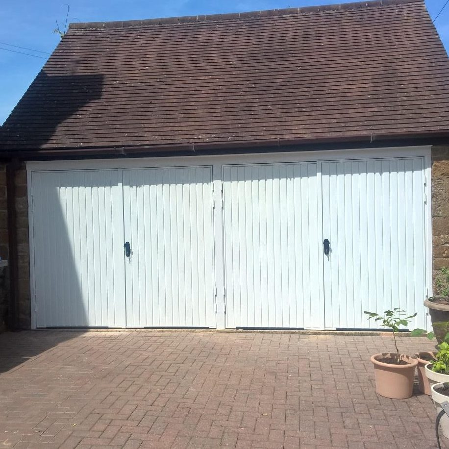 Side Hinged Garage Doors Elite Gd