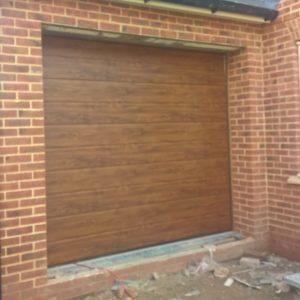 secured by design garage door