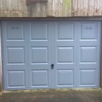 air vents in garage door