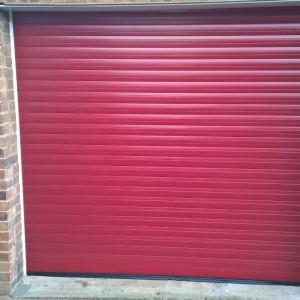 roller door installation banbury