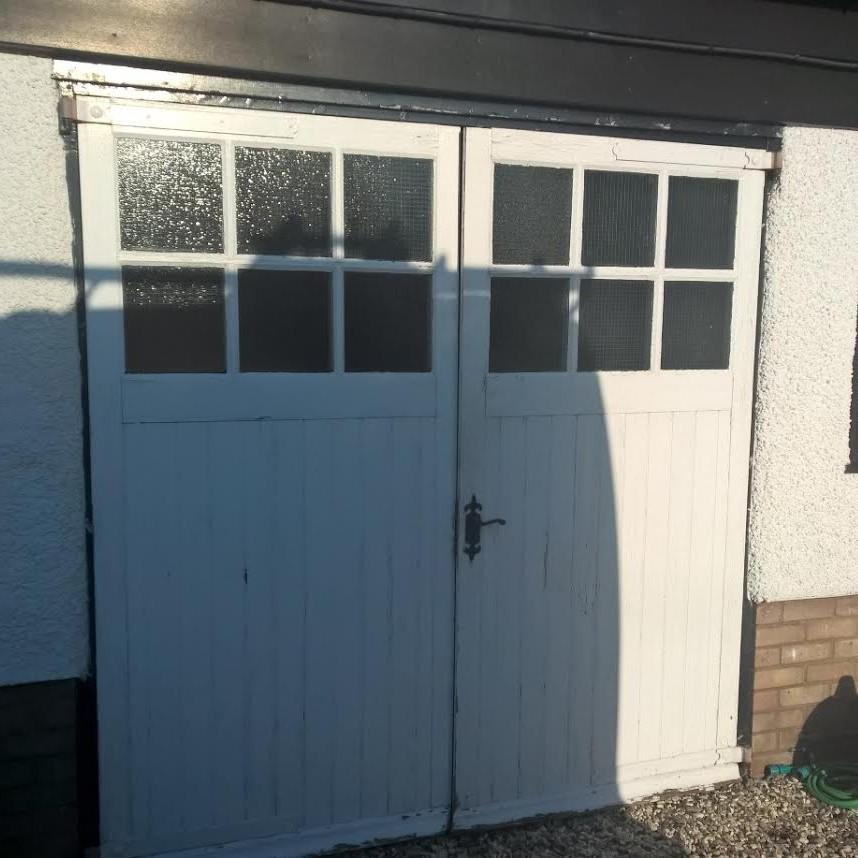 garage door worcestershire