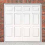 cheap automated garage door