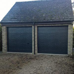 iso20 sectional garage door