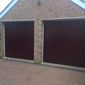 gemini cherry garage doors